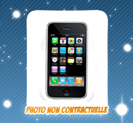 Instant Gagnant 1 Iphone 3Gs  8Go