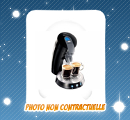 Instant Gagnant 1 Cafeti�re Senseo Expresso